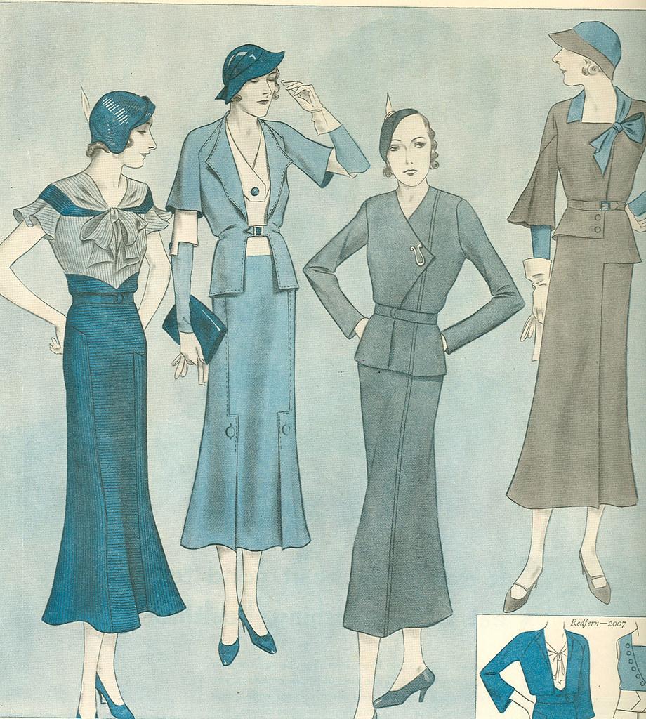 1930s fashion essay