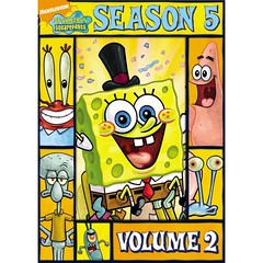 Spongebob Season 5, Vol. 2 (Nickelodeon)