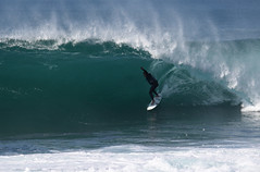 Make or break? (Daniel Moreira) Tags: ocean sea portugal canon mar surf daniel barrel wave cave tubo silva ericeira oceano antnio onda moreira towin 50d