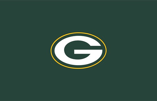 Green Bay Packers Logo Desktop Background. Only for personal use!