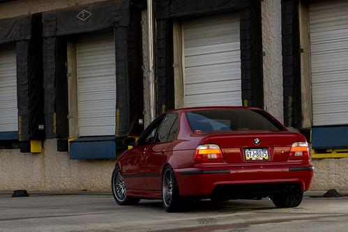 BMW M5 by j.owen.smith