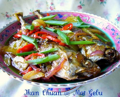 Ikan Chuan