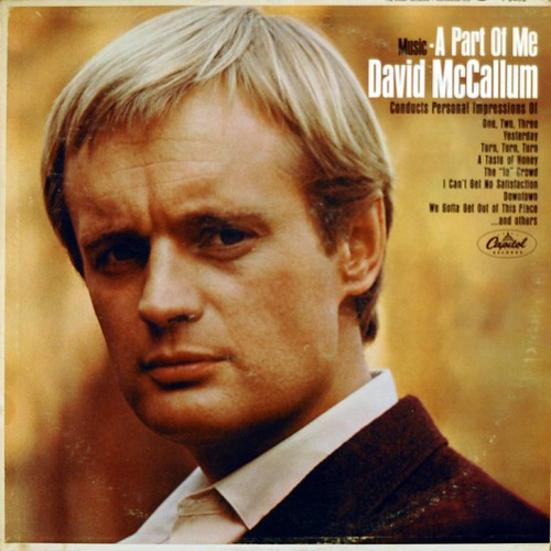 David McCallum Sings