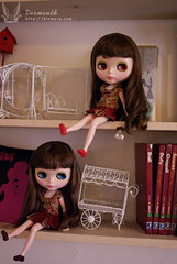 [ Blythe ] Monaka with Sophie