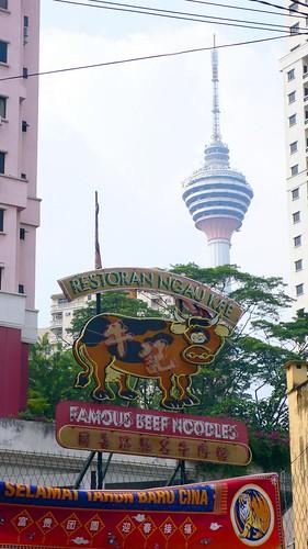famous beef noodles