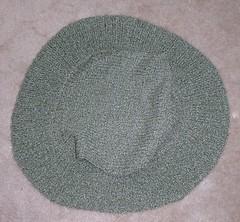 Flat Circular Shrug