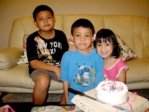 Lily's Birthday