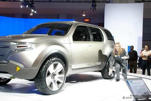 Ford Explorer America Concept,car, sport car