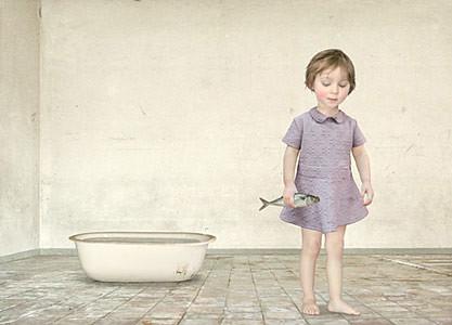 慕尼黑女摄影师Loretta Lux作品/Photo/摄影