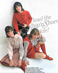 Colleen Corby  WithJennifer_Kiki (Matthew Sutton (shooby32)) Tags: magazine model mod colleen 1960s corby seventeen