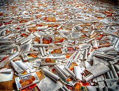 Once Upon a Time there was a Sea of Orange Juice (Batram) Tags: orange abandoned wine juice winery most urbanexploration ddr hdr wein kombinat nektar urbex orangen veb etiketten batram kelterei mosterei vebthringerweinundmostkeltereigreusenth vebthrfrchteverwertungskombinatgreusen veburbexthuringia vanishingextraordinarybuildings