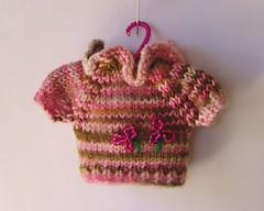 hanging sweater