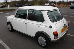 "1988 Mini 'Designer' Mary Quant • <a style=""font-size:0.8em;"" href=""http://www.flickr.com/photos/9907391@N02/3353054929/"" target=""_blank"">View on Flickr</a>"