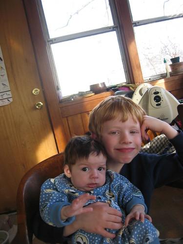 Finn & Gabe