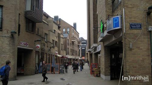Louvain-la-Neuve - Street