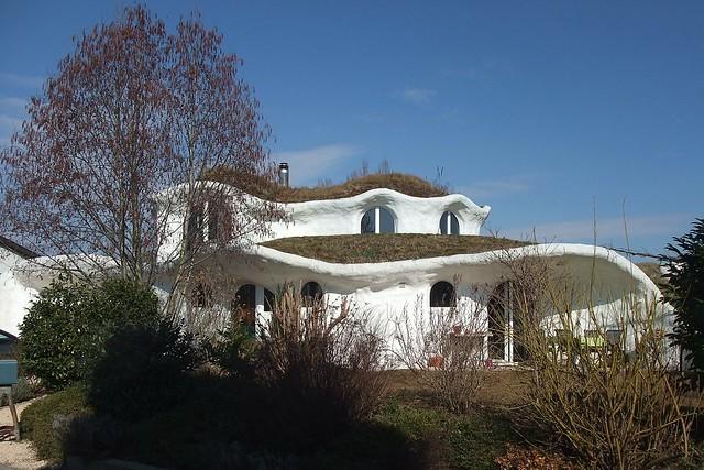 Mound-House in Altenrhein