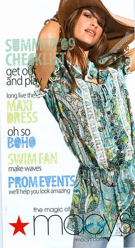 Baby Phat Magazine Credit - Macys Promo