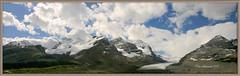 Athabasca Panorama (Tom_Alexander) Tags: panorama glacier icefieldsparkway athabascaglacier