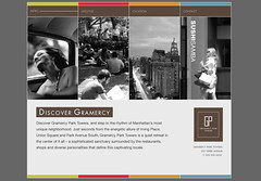 Gramercy Park Towers - home (Cristian Bosch) Tags: screenshots webdesign template mockups webtemplate mockdesign webcomps