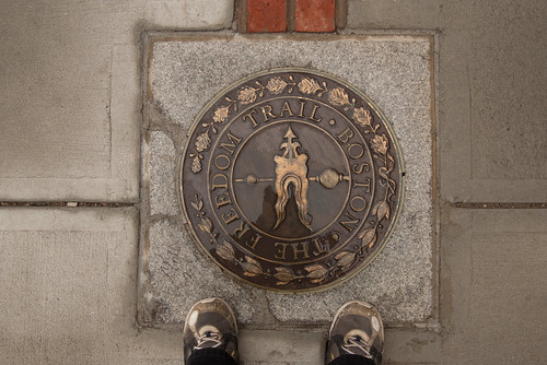 The Freedom Trail starts here