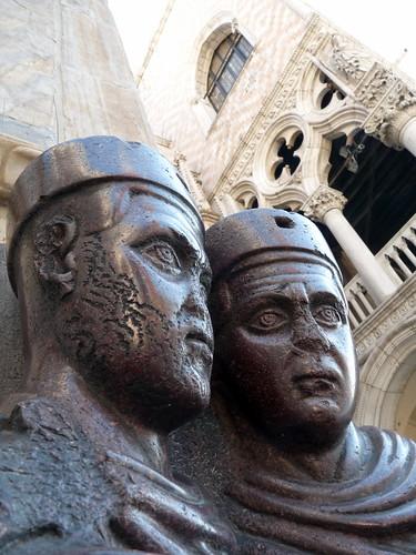 Kings in kind [Venice]