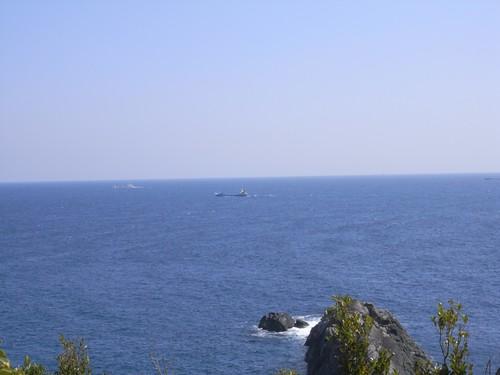 本州最南端「潮岬」@和歌山県串本町