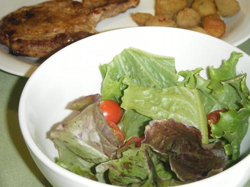 Salad (from AeroGarden