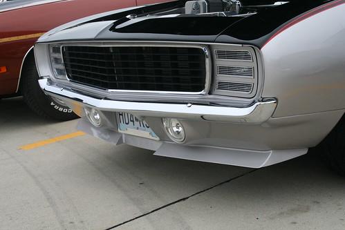 Good Guys Des Moines, Customs Camaro