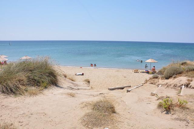 Gökçeada-Aydıncık Plajı