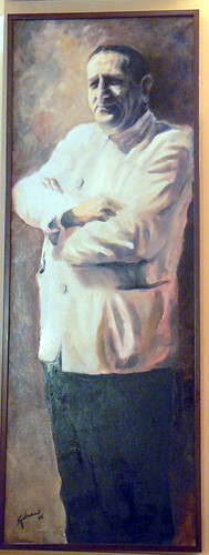 El camarero del Sánchez