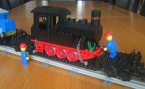 studhead's Story of loco 7727
