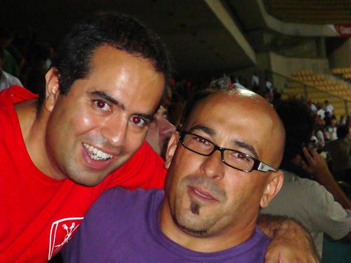 Sevilla Springsteen 12 Nacho y Andrés lo vivieron