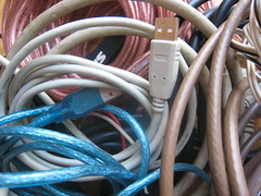 computer pc wiring technology tech cables jacks ports plugs leads
