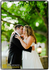 "Emerald dreams (""Brenizer method"") (Ryan Brenizer) Tags: wedding green love groom bride nikon kiss bokeh noflash westchester mamaroneck 135mmf2ddc d700 bokehpanorama brenizermethod joannaandadrian mamaroneckyachtclub"