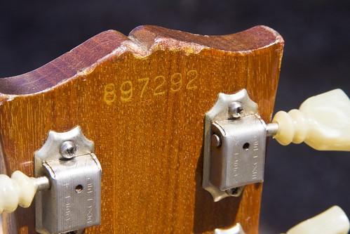 Gibson Les Paul Guitar Serial Number