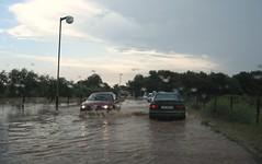 Temporale a Medullin (giansacca) Tags: road storm water car rain eau strada acqua pioggia croazia automobili temporale medullin