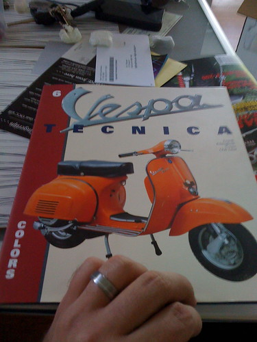 Vespa Paint Colors http://modernvespa.com/forum/topic51958