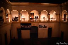 Museo Metropolitano de Monterrey (Liliana Rivera Camorlinga) Tags: museum night noche yahoo flickr sony museo alpha flickers exposicin patrocinio regios patrocinadores flickrmty lilycamorlinga