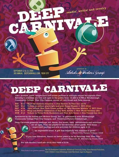 Deep Carnivale, Sept. 12-13, 2009