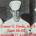 Danny Steele deceased 27 Apr 2007