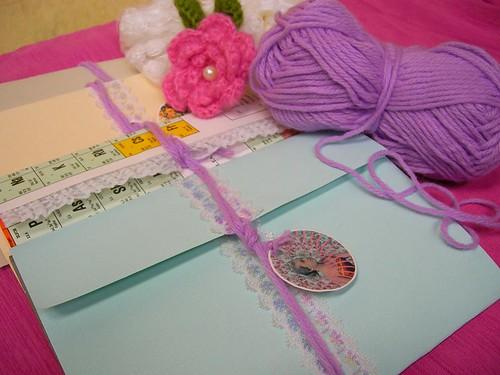 my mini manila folders