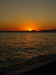 Beautiful Ozdere Sunset (Timucin Kantar) Tags: sunset sea summer sun holiday turkey trkiye turkiye izmir turchia turkei turcja zdere ozdere gmldr seferihisar gumuldur
