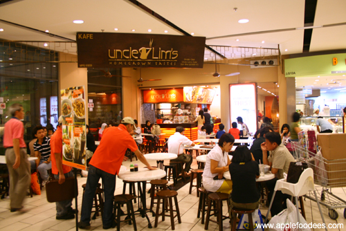 Uncle Lim's Kopitiam at Ikano