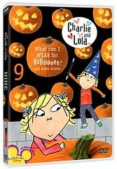 """Charlie & Lola: What Can I Wear for Halloween"""