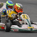 North Wales karting star James Singleton warms up for national finale  with victory!