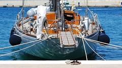 La Savina (Paul_Masters) Tags: holiday water sunshine boats spain mediterranean sailing naturism yachts formentera balearics naturists