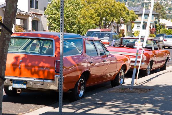 Vista Cruiser and Barracuda For Sale