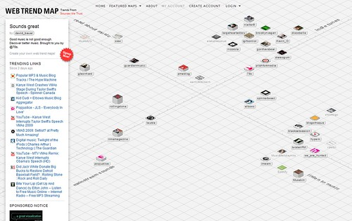 Sounds great - by david_bauer - Web Trend Map / 2009-09-14 / SML Screenshots (by See-ming Lee 李思明 SML)