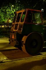 IMG_7766a (R:ck Gl::chm:nn) Tags: denhaag angular thehague bam cabine wiel bigtoy lahaye wals hoekig julianavanstolberglaan rickgleichmann heavywheels rollingwithouttires