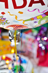 Happy Birthday, Enjoy Your Helium. (Photoshoparama - Dan) Tags: birthday party macro scale balloons colorful balloon birthdayparty weightless macromonday dsc0220 johnsongraphics photoshoparama danielejohnson crossroadonecom